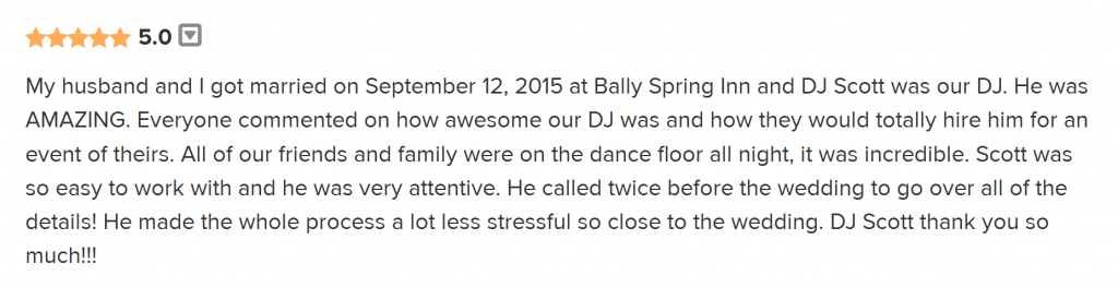 DJ Literal, Wedding DJs Philadelphia