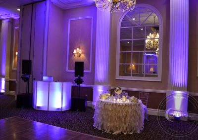 uplighting rental philadelphia