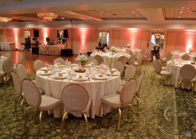 uplights for weddings philadelphia