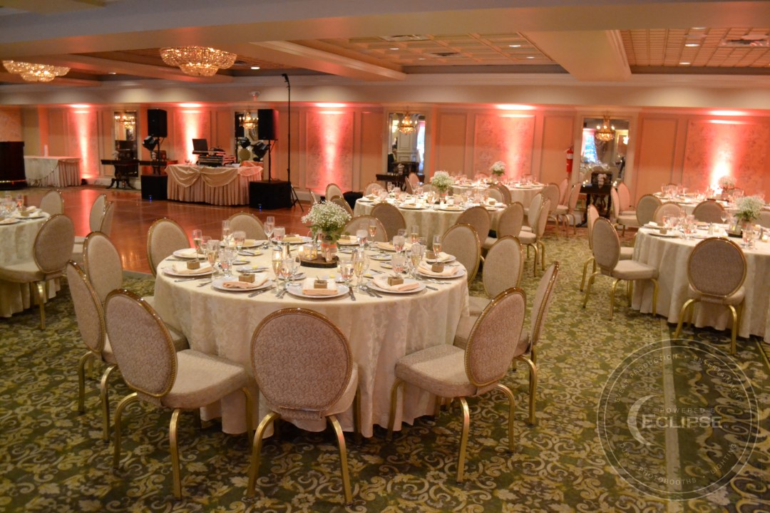 Uplighting wedding lighting rentals philadelphia pa uplights for weddings philadelphia junglespirit Image collections