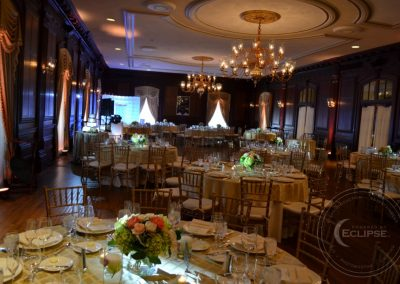 wedding at union league philadelphia