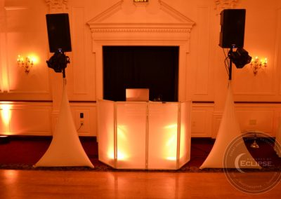 wedding at desmond hotel malver