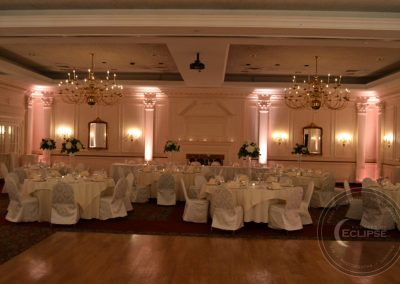 wedding at desmond hotel malvern
