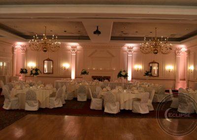 wedding at desmond hotel malvern