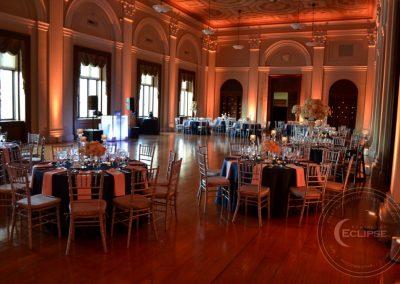 philadelphia wedding uplighting