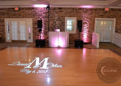 uplights for weddings and events