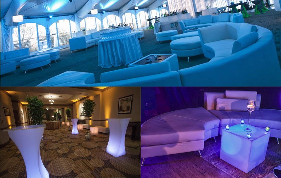 Furniture Rental has grown in popularity over the past few years  becoming  a staple with wedding receptions  corporate events and private parties. Furniture Rentals Philadelphia   Eclipse Entertainers