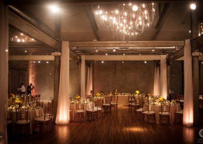 uplighting wedding, philadelphia