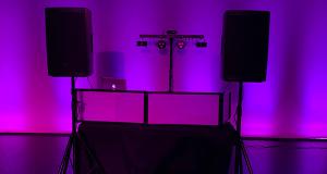 DJ Darian Set up